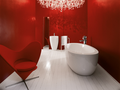 Minimalist Bathroom Interior Design For valentine